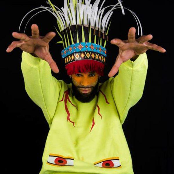 Frederic Faula pour le Carnaval 2019