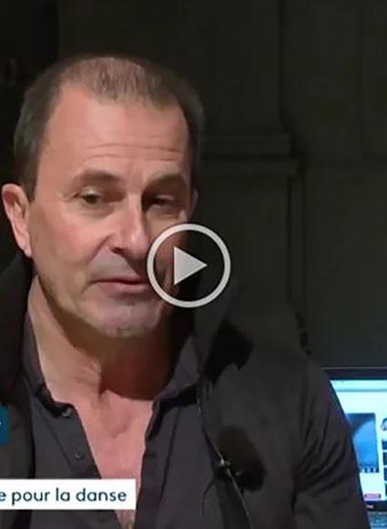 Reportage France 3 | CHRONICS 2 | Hamid Ben Mahi | Michel Schweizer