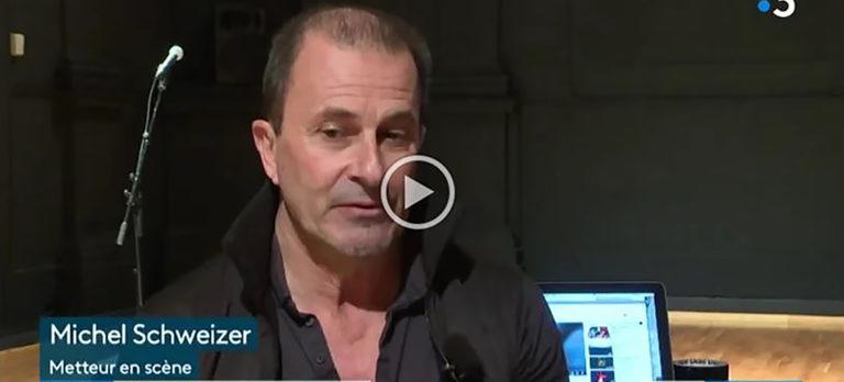Reportage France 3   CHRONICS 2   Hamid Ben Mahi   Michel Schweizer