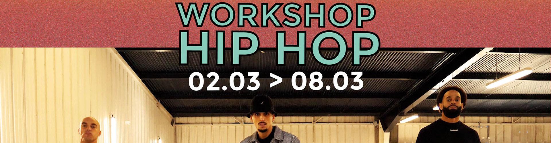 Workshop et Parade Hip Hop Carnaval 2020 / Cie Hors Série