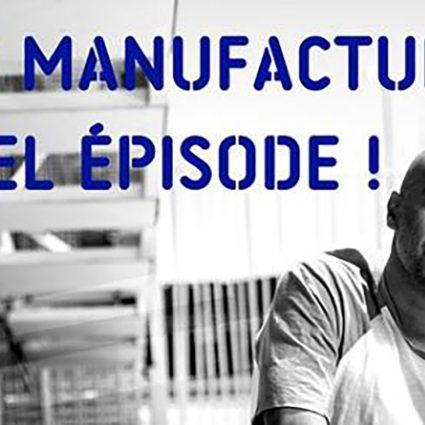 Podcast Rencontre Hamid Ben Mahi et Charles Pietri . La Manufacture CDCN