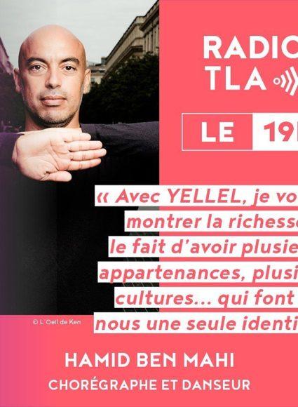 Hamid Ben Mahi sur Radio TLA